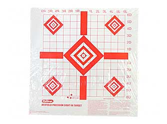 Champion Traps & Targets Champion Rf Prec Sight-in Target 100pk