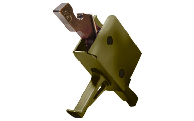 Chip McCormick CMC AR-15 Match Trigger Flat Olive Drab