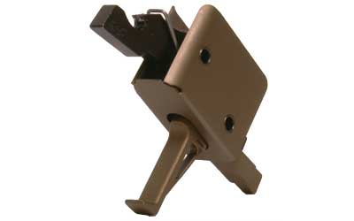 CMC Triggers Corp CMC AR-15 Match Trigger Flat Burnt Bronze