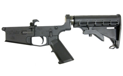 CMMG CMMG Lower Group, Mk3, with M4 Butt Stock