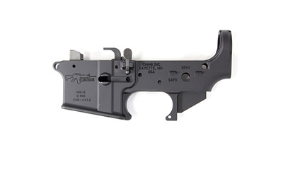 CMMG 9mm Lower Receiver SMG