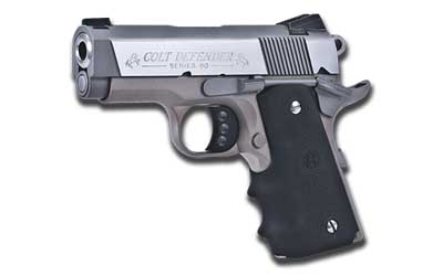 Colt's Manufacturing Colt Defender 9mm 3