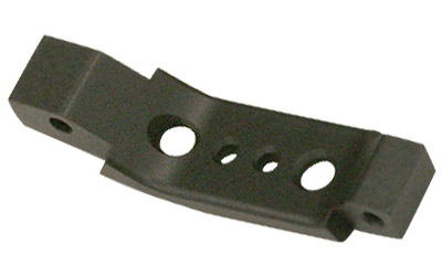 CORE15 Trigger Guard 4-hole Aluminum Black