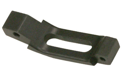CORE15 Trigger Guard Slotted Aluminum Black
