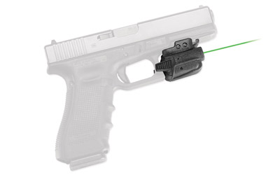 Crimson Trace Rail Master Universal Green Laser Sight - Rail Mount