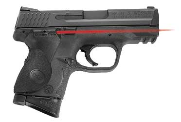 Crimson Trace Lasergrip for S&W M&P Compact