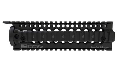 Daniel Defense Daniel Defense Omega Mid-length Rail 9.0 Black
