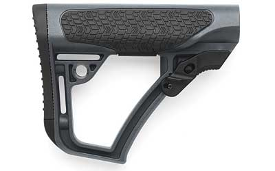 Daniel Defense Collapsible Mil-Spec Stock Gray 21-091-04179-012 Photo 1