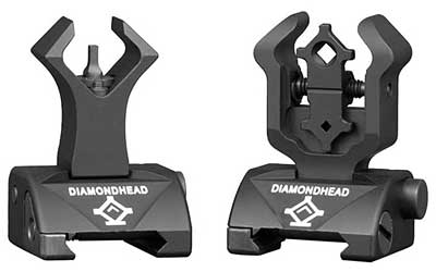 Diamondhead USA, Inc. DiamondHead Diamond ISS Sight Set Black