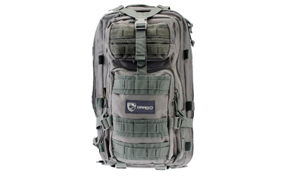 Drago Gear Drago Gear Tracker Backpack Gray