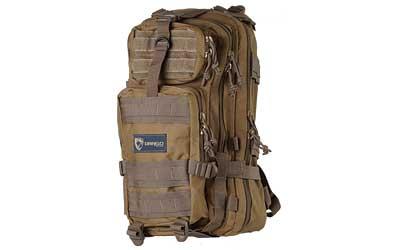 Drago Gear Drago Gear Tracker Backpack Tan