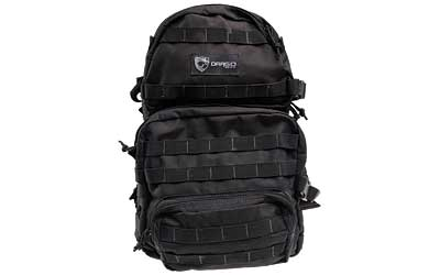 Drago Gear Assault Backpack Black