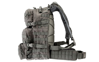 Drago Gear Drago Gear Assault Backpack Gray