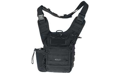 Drago Gear Drago Gear Ambidextrous Pack Black