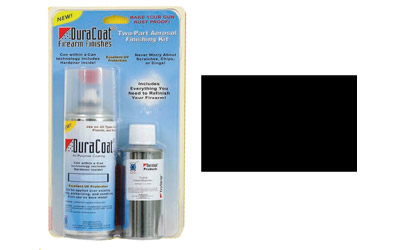 Duracoat Aerosol Kit Tactical Black