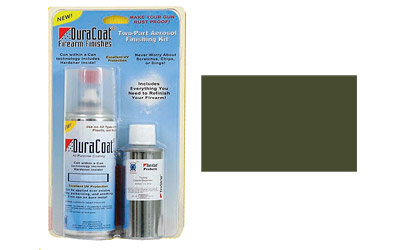 Duracoat Aerosol Kit Tactical Olive Drab