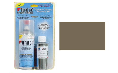 Duracoat Aerosol Kit Tactical Dark Earth