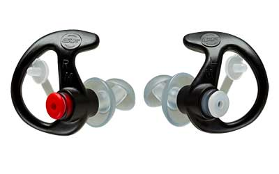 Earpro Sonic Defender Sm Black 1 Pair