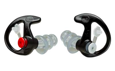 EarPro by SureFire Earpro Sonic Defender + Lg Black 1 Pair