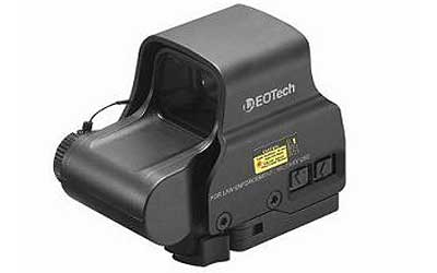 EOTech EXPS2-0 1 Dot QD Mount Black