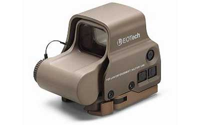 EOTech EXPS3-0 Night Vision 1 Dot QD Mount Tan
