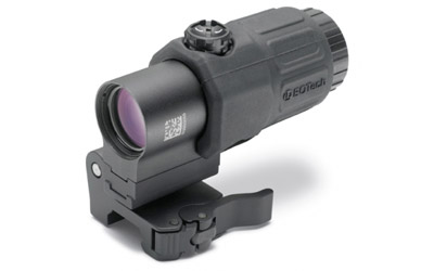 EOTech G33 Magnifier Stainless Mount Black