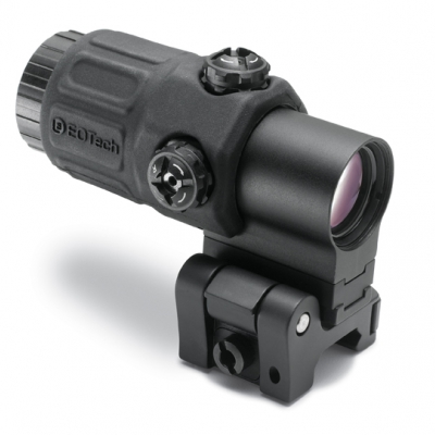 EOTech EOTech G33 Magnifier Stainless Mount Black