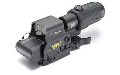 EOTech EOTech HHSII Exps2-2/3x with  Stainless QD Mt