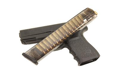 Ets Mag For Glock 9mm 31rd Smoke Mag