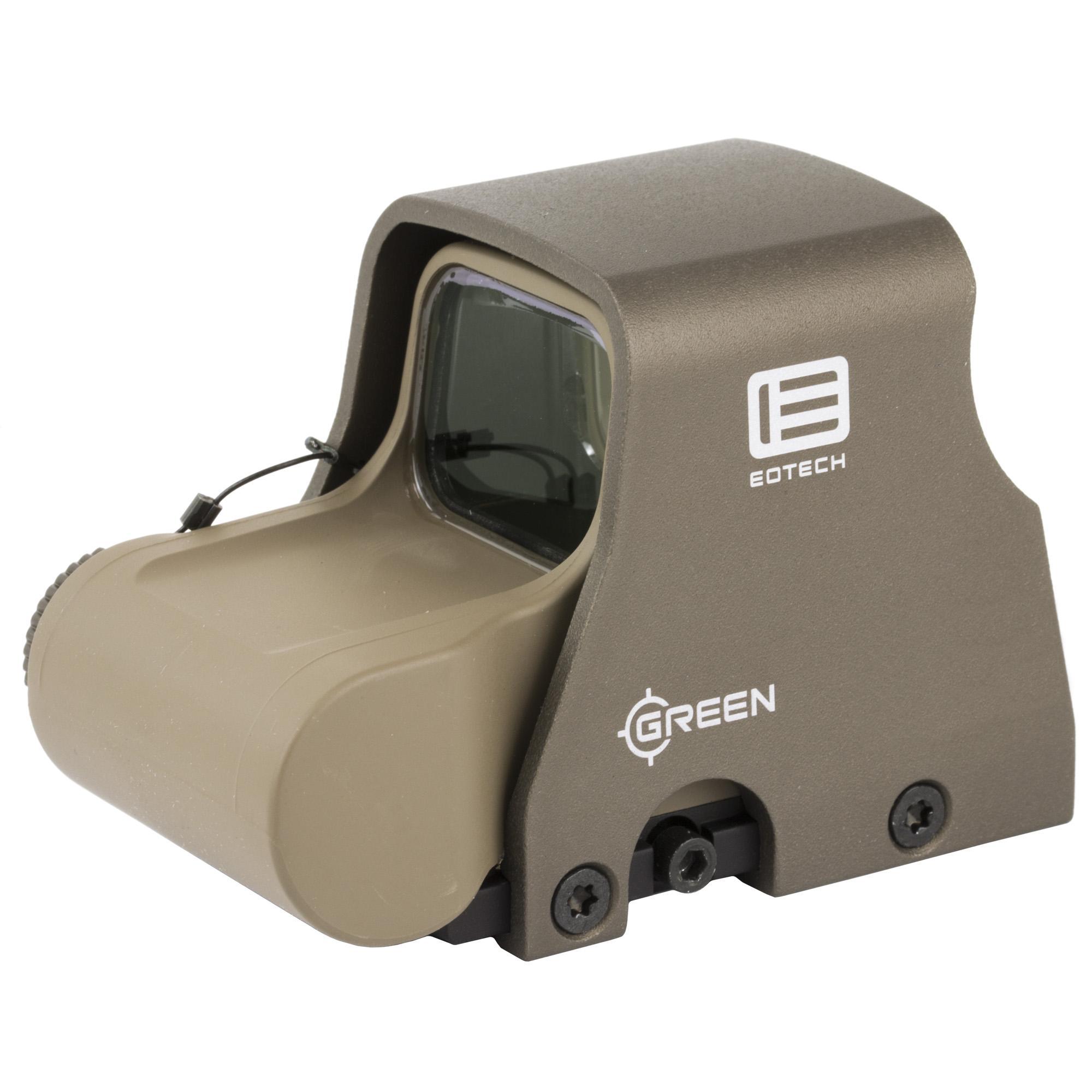 EOTech Eotech Xps2 Green 68moa/1moa Dot Tan