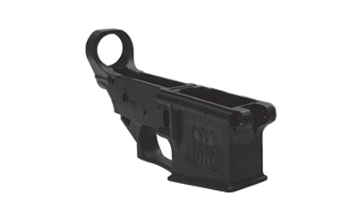 FMK AR-15 Multi Cal Lower Receiver Black