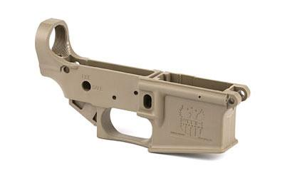 Fmk Ar-15 Multi Cal Lower Receiver Dark Earth
