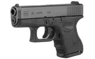 Glock Glock 26 9mm Sub Compact 10rd