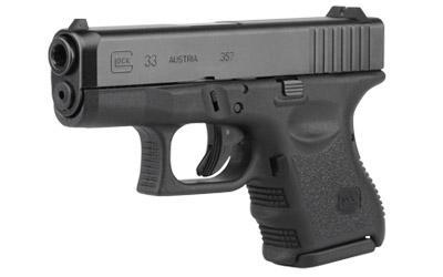 Glock Glock 33 357sig Sub Compact 9rd