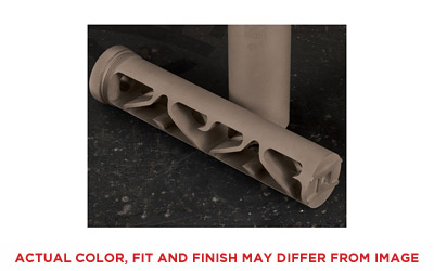 Gemtech GMT-300 300 Blackout Rifle Suppressor Desert Tan