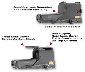GG&G, Inc. GG&G Lens Cover For Eotech 512/552