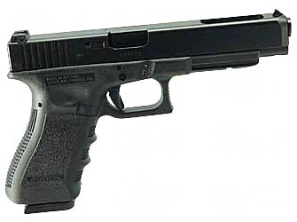 Glock Glock 34 9mm Practical/tactical 17rd