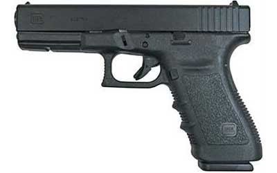 Glock 20 SF Gen3 10mm 10rd Rail
