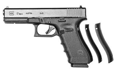 Glock Glock 17 Gen4 9mm FS 17rd 3 Mags