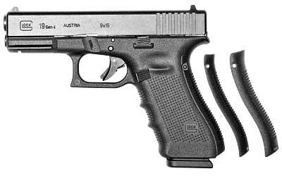 Glock Glock 19 Gen4 9mm FS 15rd 3 Mags
