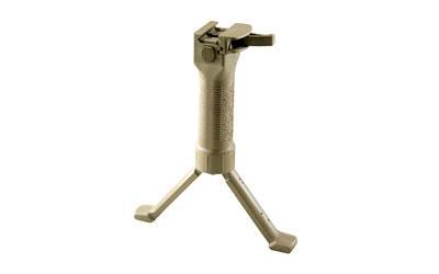 Grip Pod Grip-pod Mil Ply/steel Bipod Cl V2 Tan