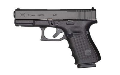 Glock Glock 19 Gen4 9mm 15rd Mos