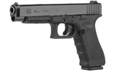 Glock 34 Gen4 9mm Practical Tactical 10rd