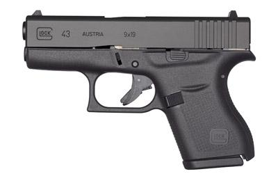 Glock Glock 43 9mm 6rd
