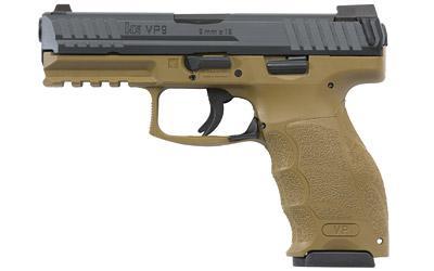 HK Heckler & Koch Vp9 9mm 4.09