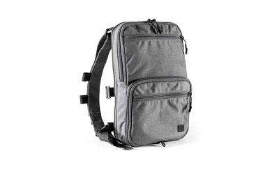 Haley Strategic Partners Haley Flatpack Grey With Straps