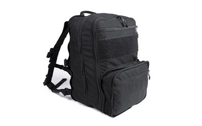 Haley Strategic Partners Haley Flatpack Plus With Chest Strp Black