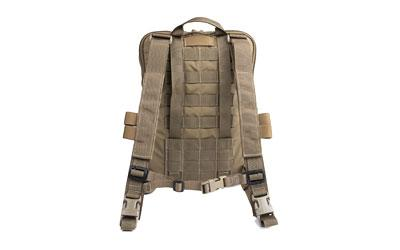 Haley Strategic Partners Haley Flatpack Plus With Chest Strp Coyote