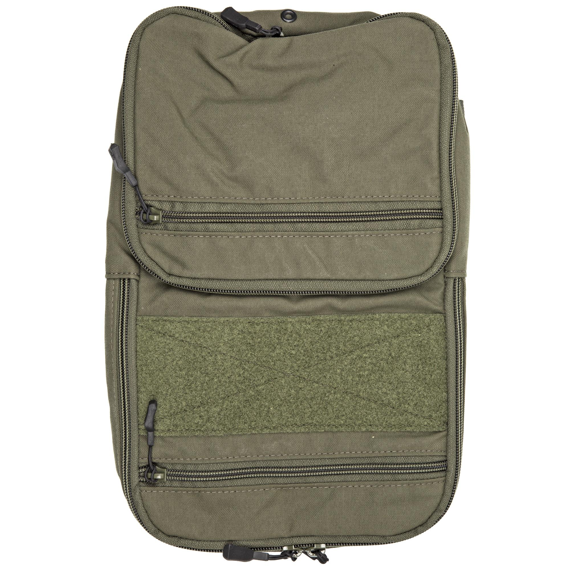 Haley Flatpack Ranger Green With Straps
