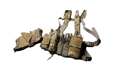 Haley Strategic Partners Haley Strategic Partners Heavy Chest Rig D3CR-H MultiCam